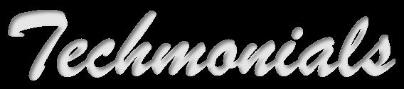 Techmonials Logo